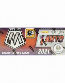 2020/21 Panini Mosaic UEFA Euro Soccer Hobby Hybrid Box