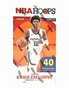 2020-21 Panini NBA Basketball Hoops Tmall Hobby Box