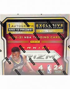 2020-21 Panini NBA Basketball Prizm Retail Box