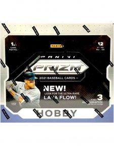 2021 Panini MLB Baseball Prizm Hobby Box