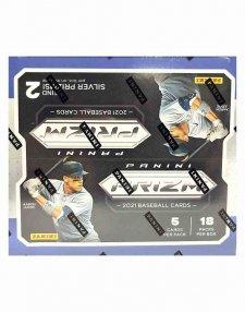 2021 Panini MLB Baseball Prizm Quick Pitch Box