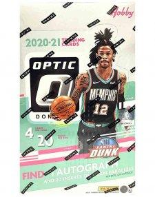 2020-21 Panini NBA Basketball Donruss Optic Hobby Box