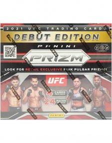 2021 Panini UFC Prizm Retail Box