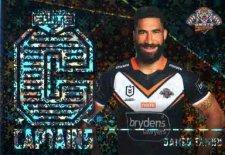 2021 NRL Elite Captains Priority C16 James Tamou Tigers