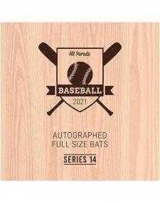 2021 Hit Parade Autographed Baseball Bat - Series 14